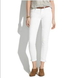 NEW Madewell Skinny skinny jeans